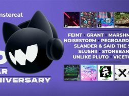 Monstercat 10 YR Fan Pack