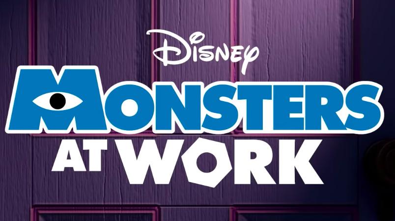 La serie Monsters At Work se estrena en Disney+ el 7 de julio