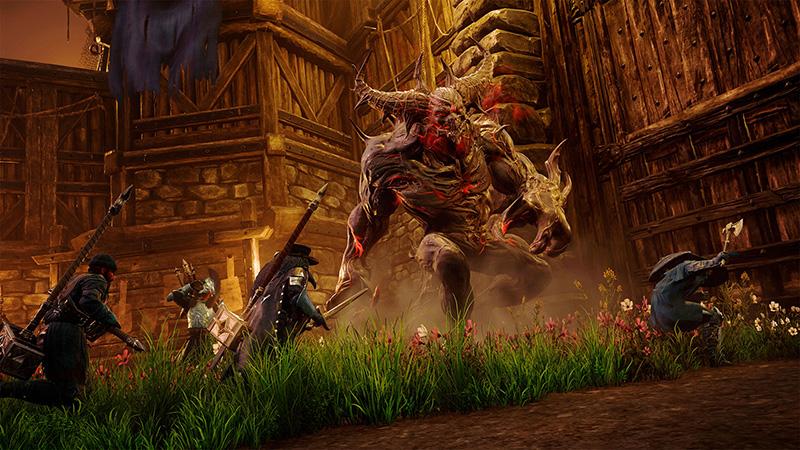 New World Amazon Games Studios