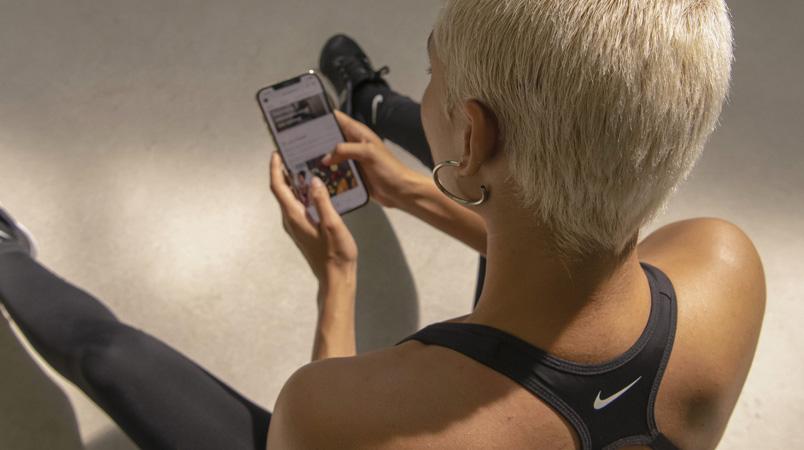 Nueva Nike App Mexico 2021