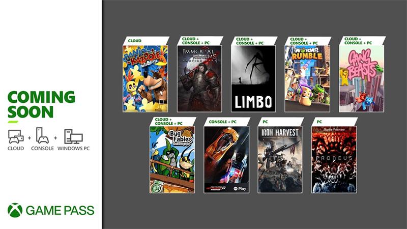 Juegos que llegan y los que se van de Xbox Game Pass en junio 2021