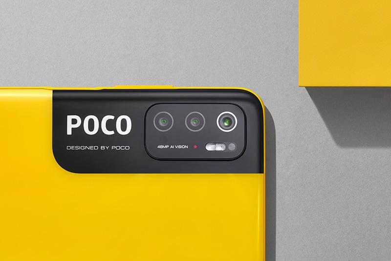POCO M3 Pro 5G camara