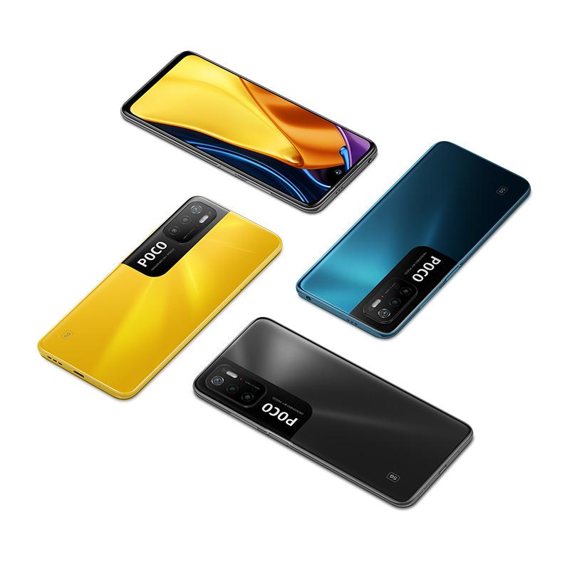 POCO M3 Pro 5G colores