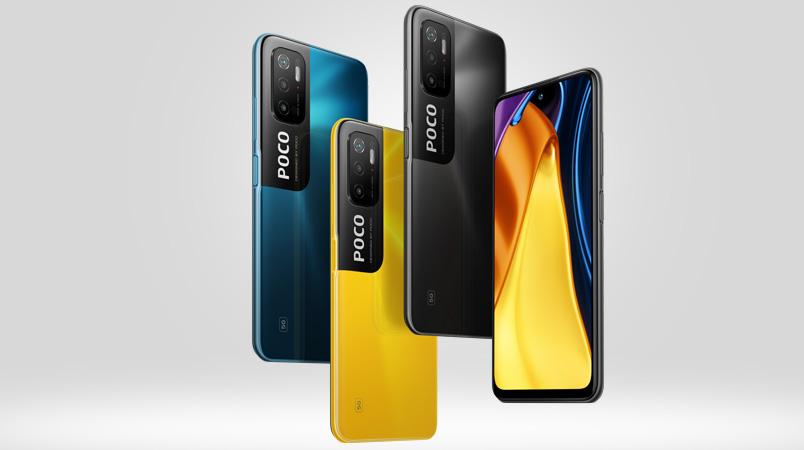 POCO M3 Pro 5G llega a México; precio y principales características