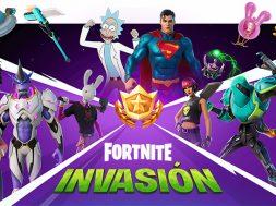 Pase de Batalla Capitulo 2 Temporada 7 Invasion