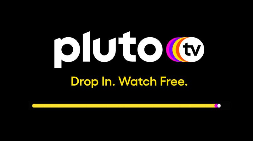 Pluto TV 2021 logo