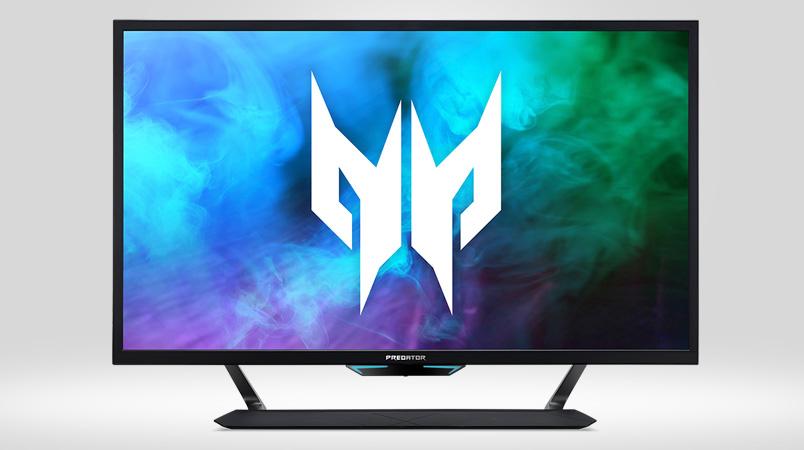 El nuevo Predator CG437K S es un monitor gaming de 42 pulgadas
