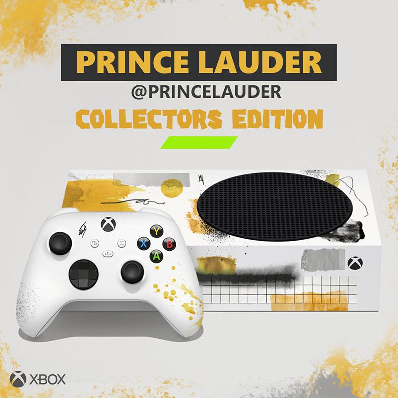 Prince Lauder Xbox Series S