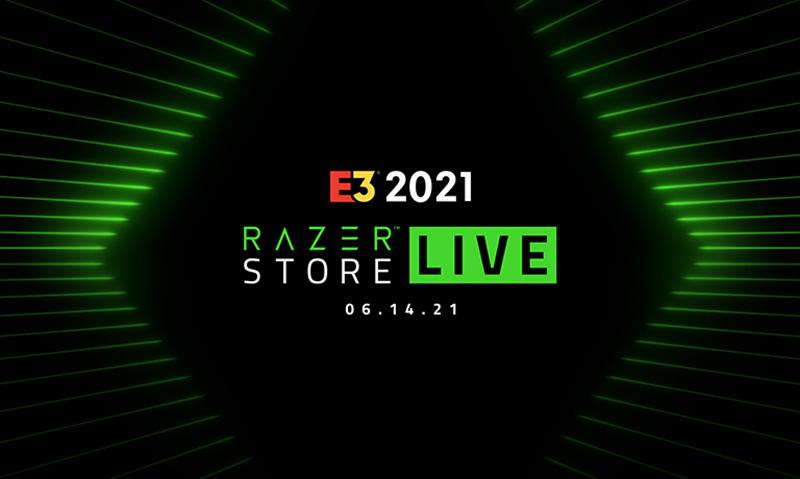 Razer Keynote E3 2021 logo