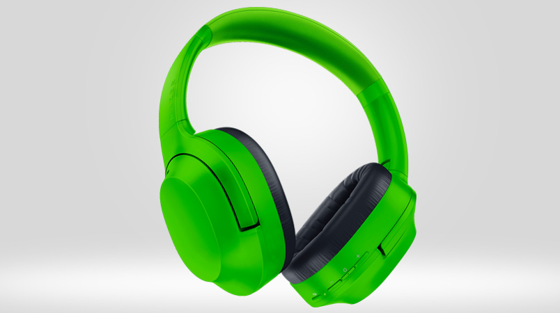 Razer Opus X: nuevos audífonos con cancelación activa de ruido activa