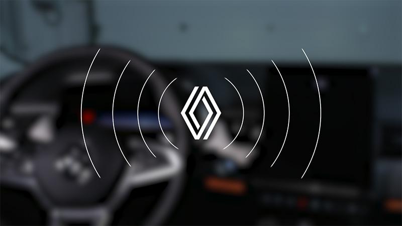La importancia de los sonidos dentro de los vehículos de Renautl
