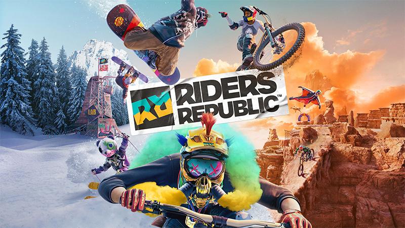 La Beta de Riders Republic estará disponible a finales de agosto
