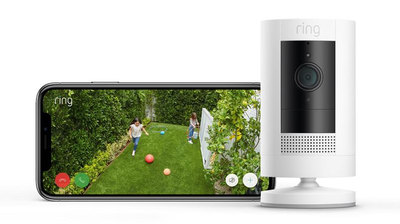 Las cámaras de Ring tendrán descuentos por el Prime Day 2021