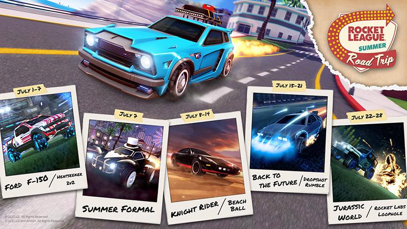 Rocket-League-Summer-Road-Trip