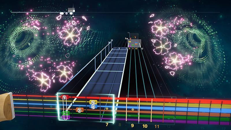 Rocksmith+ PC gameplay