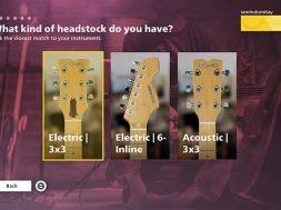 Rocksmith+ seleccion guitarra