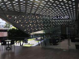 Sala LG OLED Cineteca Nacional Mexico