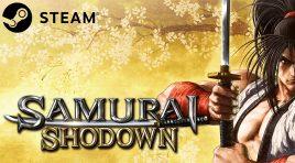 Samurai Shodown ahora está disponible en Steam para tu PC