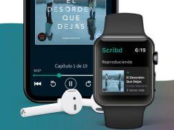Scribd Apple Watch