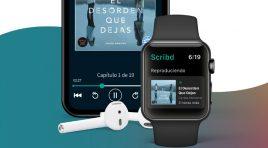 Ahora puedes escuchar los libros de Scribd en Apple Watch