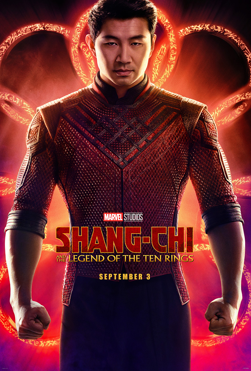 Shang-Chi and the Legend of the Ten Rings teaser poster
