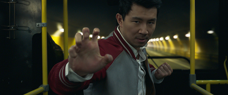 Shang-Chi and the Legend of the Ten Rings trailer julio Shang-Chi