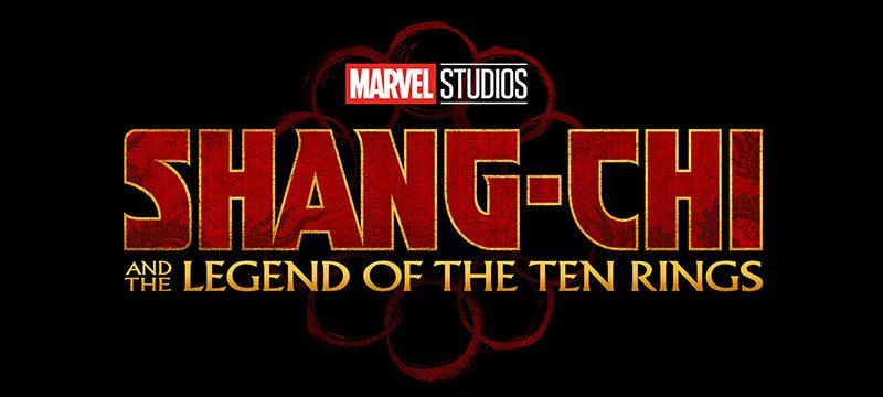 Shang-Chi y La Leyenda de los Diez Anillos logotipo