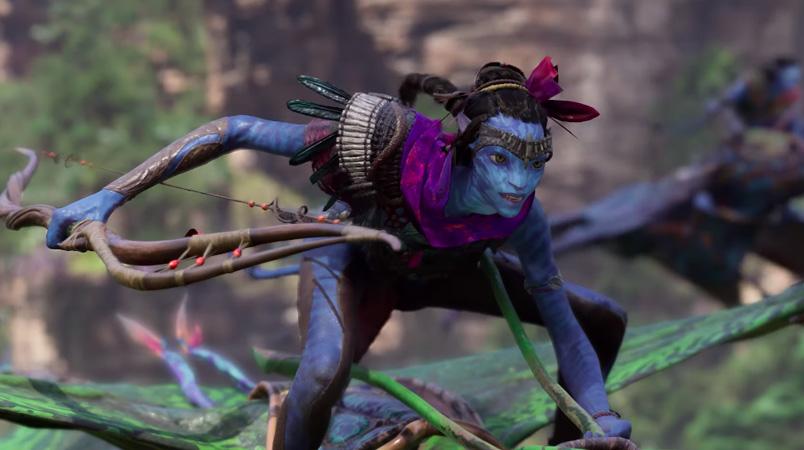 Avatar: Frontiers of Pandora emplea el motor gráfico Snowdrop