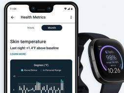 SpO2 Temperatura Fitbit en Meico