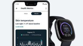 Métricas de salud y de saturación de oxígeno de Fitbit llegan a México