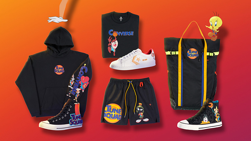 Space Jam A New Legacy Converse