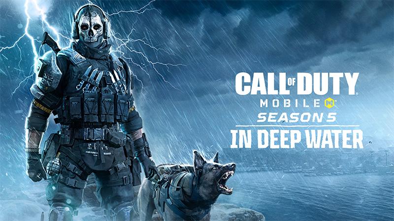 Temporada 5 In Deep Water Ghost
