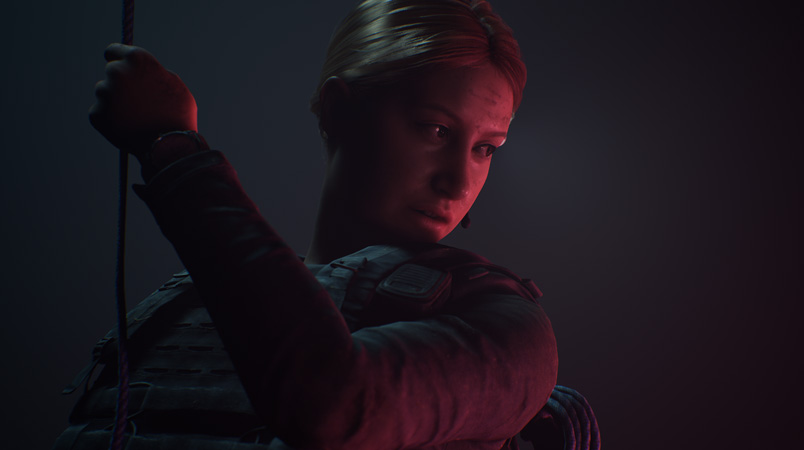 The Dark Pictures Anthology House of Ashes trailer E3 2021