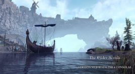 The Elder Scrolls Online mejorado para PS5 y Xbox Series X | S