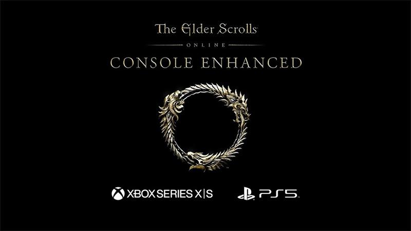 The Elder Scrolls Online Console Enhanced logo