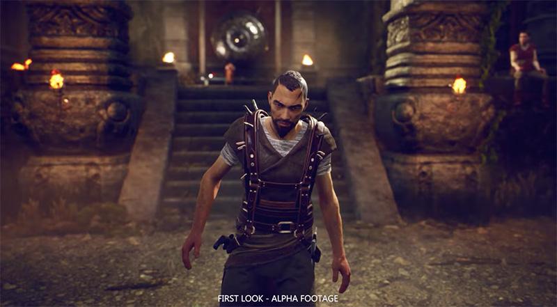 The Last Oricru, nuevo RPG de acción, presenta su gameplay