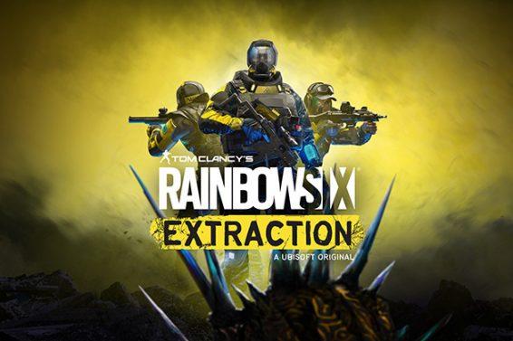 Tom Clancys Rainbow Six Extraction