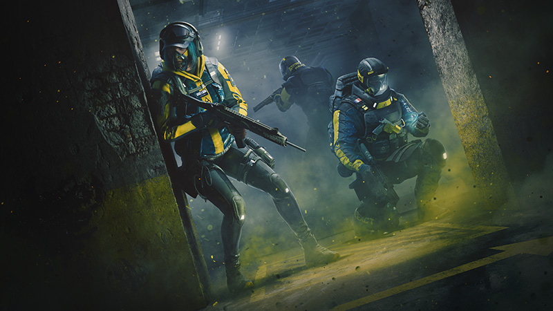 Tom Clancys Rainbow Six Extraction gameplay