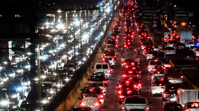 Waze: Auto compartido ayudará con el tráfico de la ciudad en México