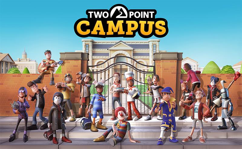 Two Point Campus te dejará construir tu propia Universidad en 2022