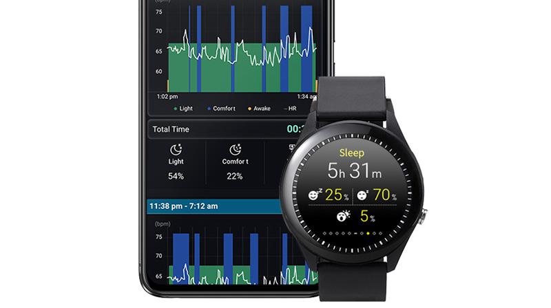 VivoWatch SP HP-A05 app