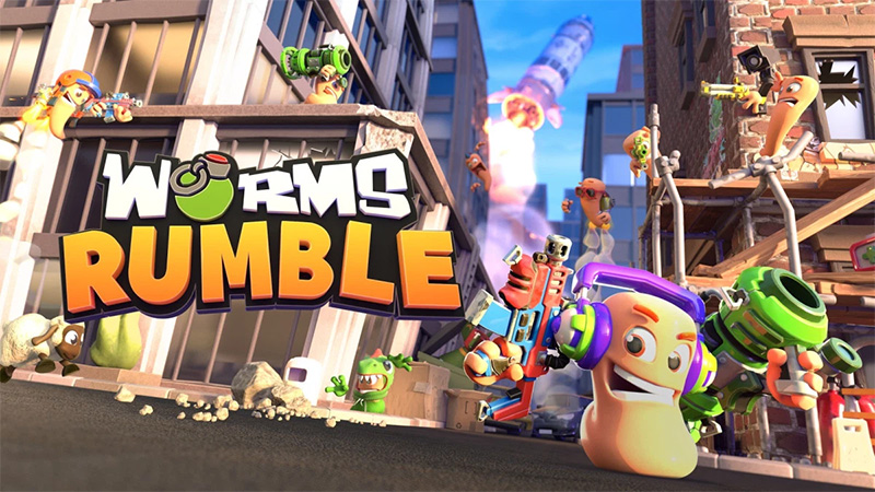 Worms-Rumble Xbox Game Pass