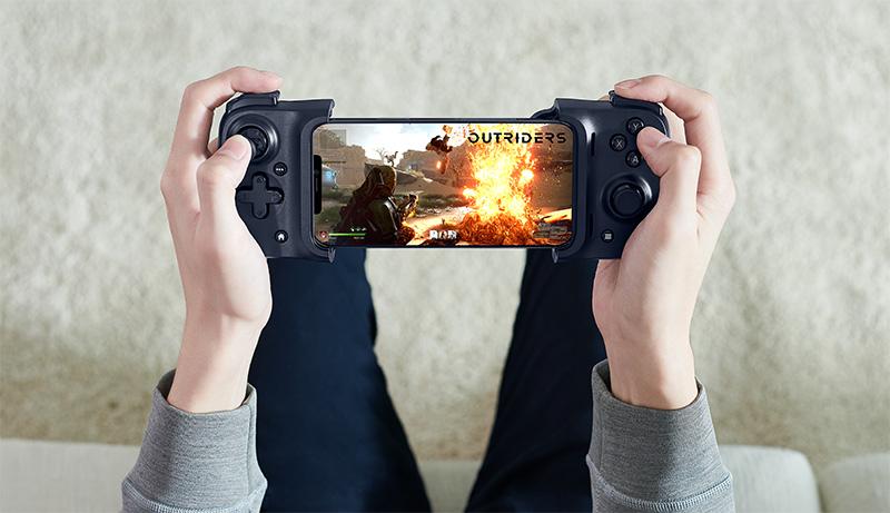 Xbox Cloud Gaming Razer Kishi iPhone