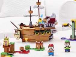 nuevos Sets de Expansion LEGO Super Mario junio 2021