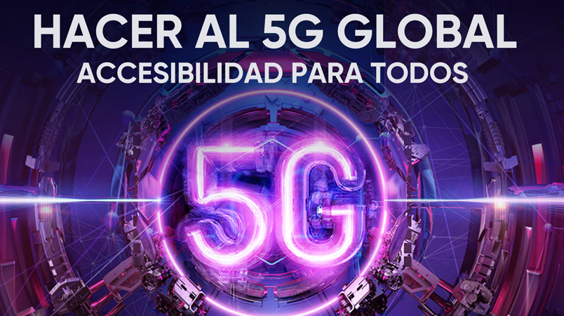 realme busca llevar la tecnología 5G a 100 millones de jóvenes