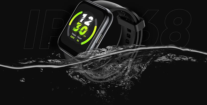 realme Watch 2 Pro agua