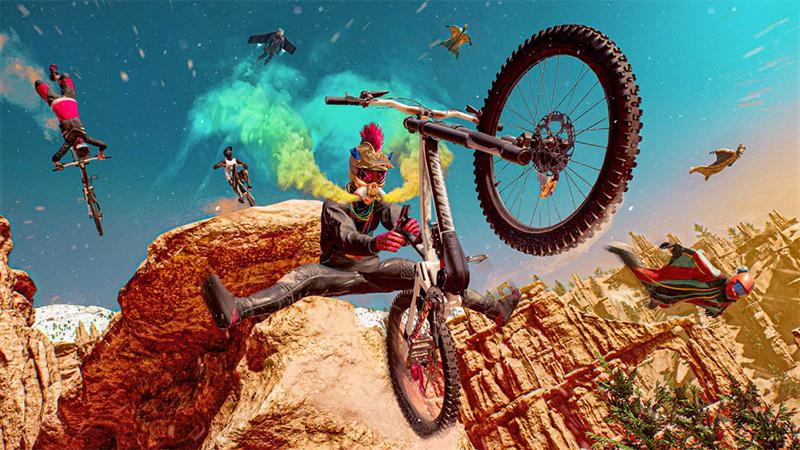 regista beta cerrada Riders Republic