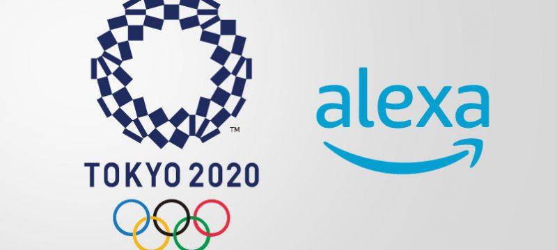Alexa Juegos Olimpicos Tokyo 2020