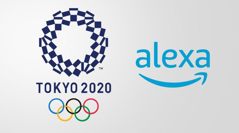 Alexa será tu guía en estos Juegos Olímpicos Tokyo 2020