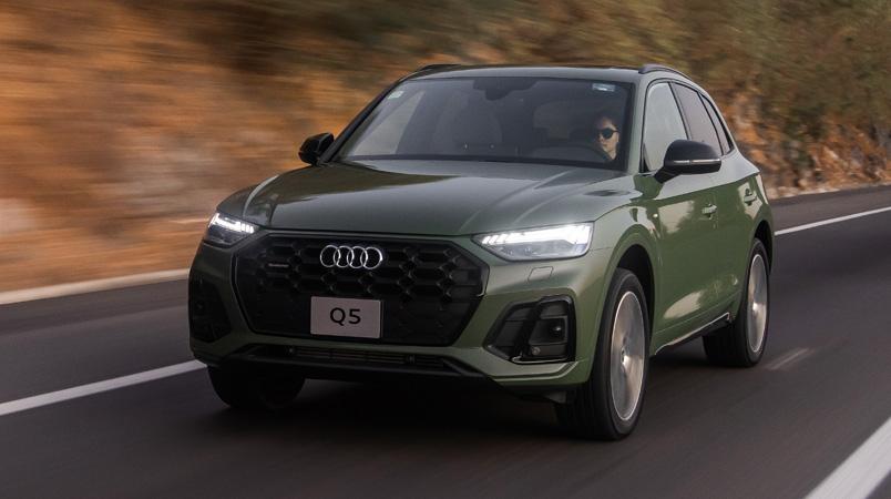 Audi Q5 fabricado en México logra récord de ventas en 2021